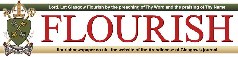 Flourish, the monthly newspaper of the Catholic Archdiocese of Glasgow
